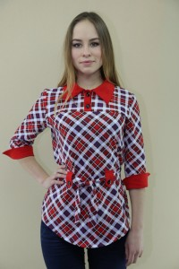 Блуза женская мод.18