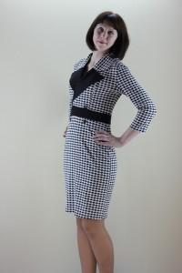 Платье офисное мод.04