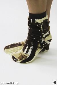 Носки флисовые унисекс