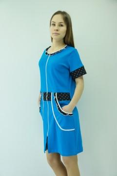 Халат женский - мод.08 \интерлок\