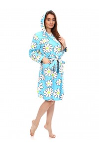 Халат женский - мод.13УК, велсофт, ультрасофт