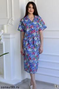 Платье женское \бязь\