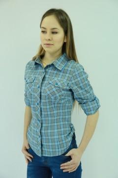 Рубашка молодежная мод.03\длин.рук\
