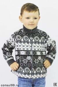 Куртка детская мод.КД-4В флис
