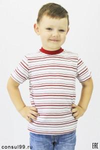 Футболка детская - мод.М-02ЦВ