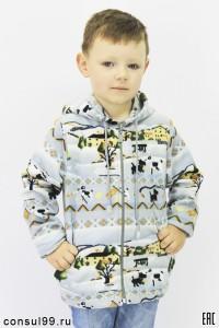 Куртка детская КД-3К, флис