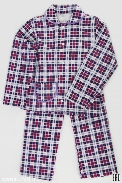 Пижама детская (фланель)