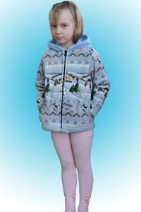 Куртка детская КД-3К \флис\