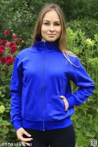 1f129344aa45 Sale Куртка спортивная КФ-03УВ, футер