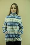 Толстовка женская - мод.ТЖ-20, флис
