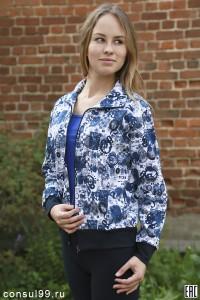 Куртка женская (интерлок)