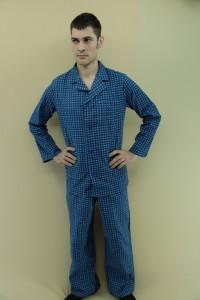 Пижама мужская \фланель\