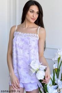 Пижама мод. 02БР \кулирка\