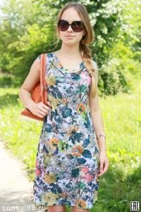 Платье женское мод.019