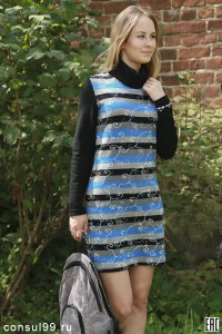 Платье женское мод.015 \ангора\