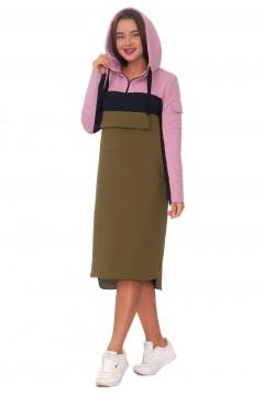 Платье женское 3 цвета