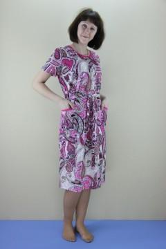 Платье женское мод. 05Р \кулирка\