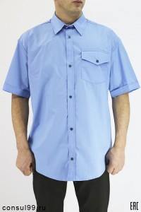 Рубашка рабочая короткий рукав