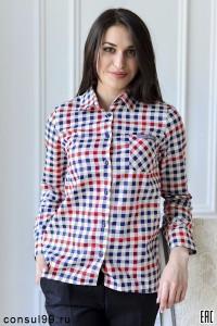 "Рубашка женская ""Бритиш"""