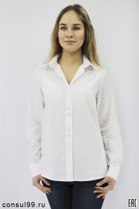 Рубашка офисная (корпоративная) женская РО-2