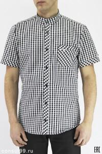 """Рубашка мужская """"Домино"""" короткий рукав"""