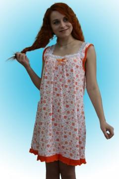 Сорочка ночная - мод.05 \кулирка\