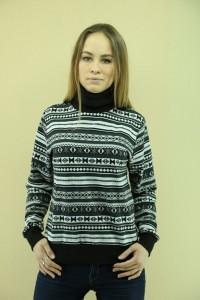 Толстовка женская - мод.19, футор