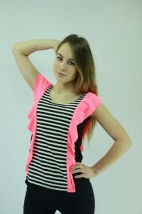 Блуза мод.014 \кулирка\