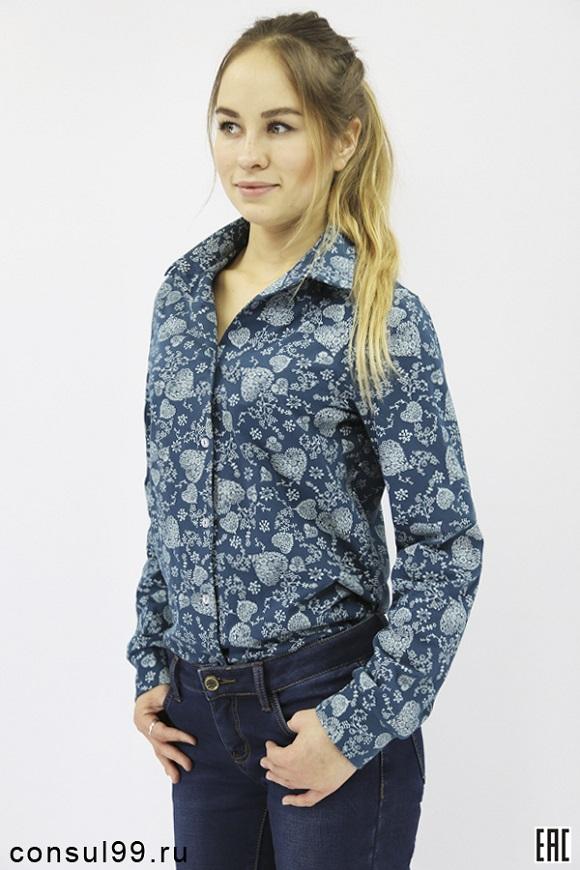 Трикотажные блузки для женщин купить